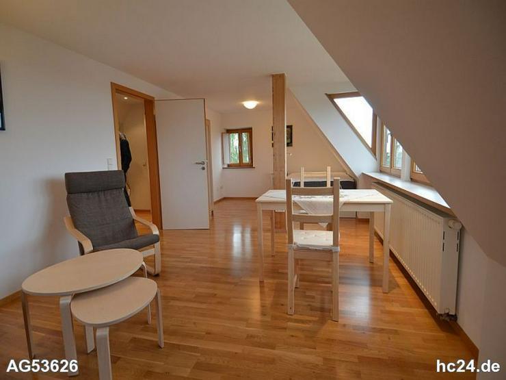 *** möblierte Dachgeschosswohnung - Wohnen auf Zeit - Bild 3