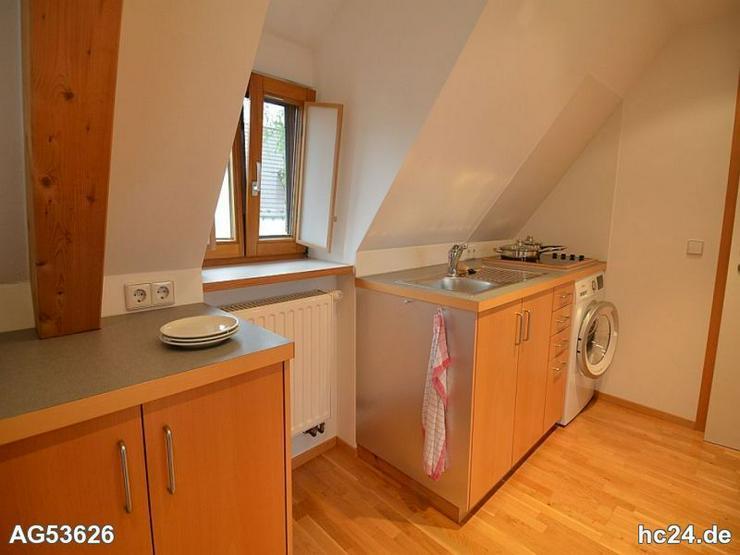 Bild 5: *** möblierte Dachgeschosswohnung