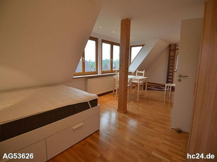 Bild 2: *** möblierte Dachgeschosswohnung