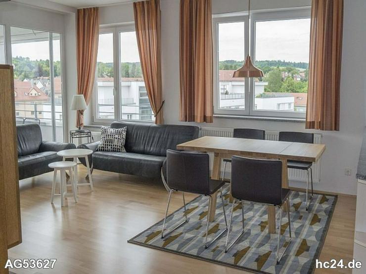 ***Gepflegte 3-Zimmer-Wohnung mit Aussicht in Ulm/Söflingen - Wohnen auf Zeit - Bild 1
