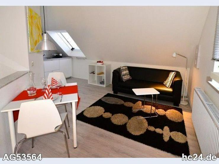 Bild 5: **** möblierte 2 Zimmerwohnung in Blaustein, ideal für Pendler und Studenten