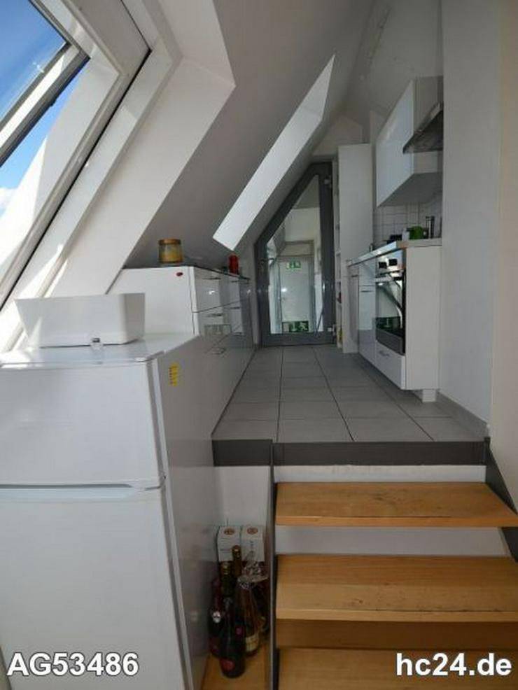 Bild 4: *** SELTENHEIT, interessante möblierte 2 Zimmer- Maisonettewohnung mitten in Ulm