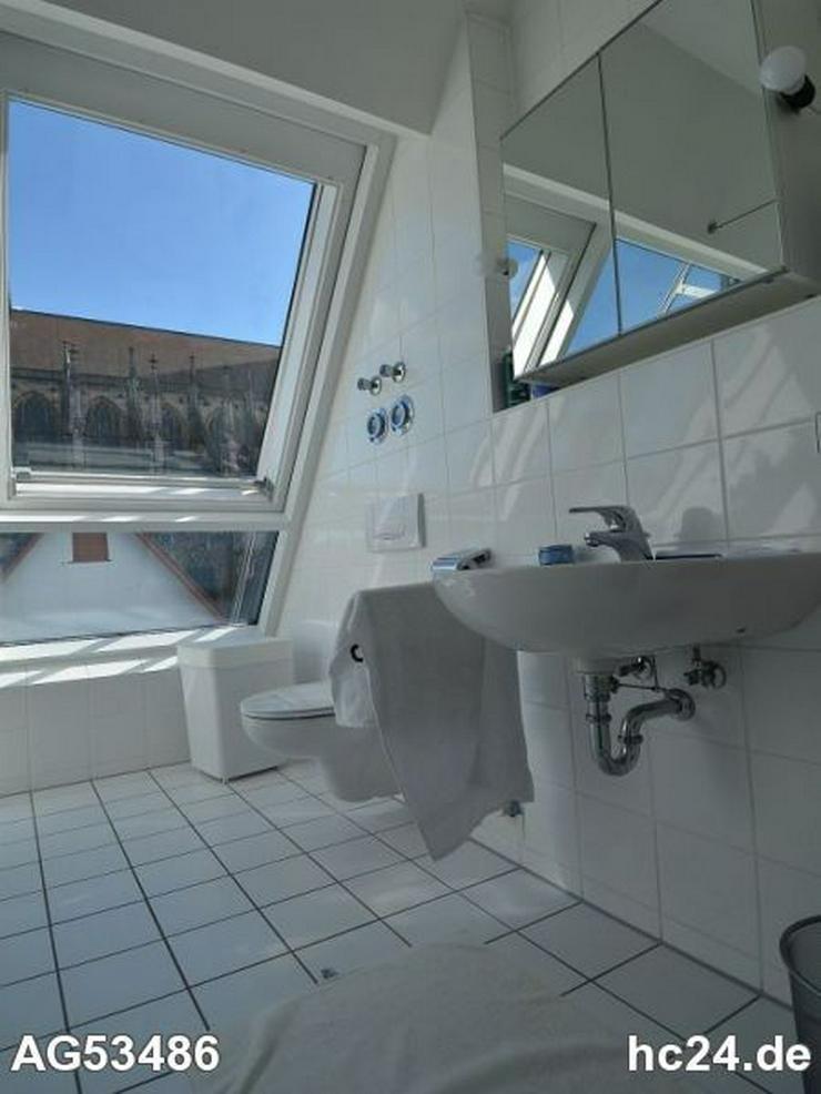 Bild 10: *** SELTENHEIT, interessante möblierte 2 Zimmer- Maisonettewohnung mitten in Ulm