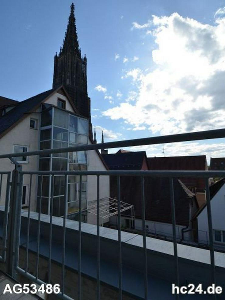 Bild 7: *** SELTENHEIT, interessante möblierte 2 Zimmer- Maisonettewohnung mitten in Ulm