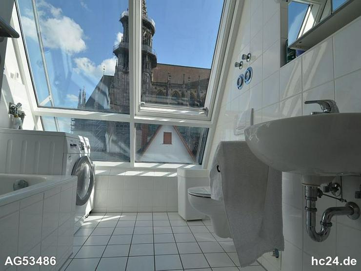 Bild 1: *** SELTENHEIT, interessante möblierte 2 Zimmer- Maisonettewohnung mitten in Ulm