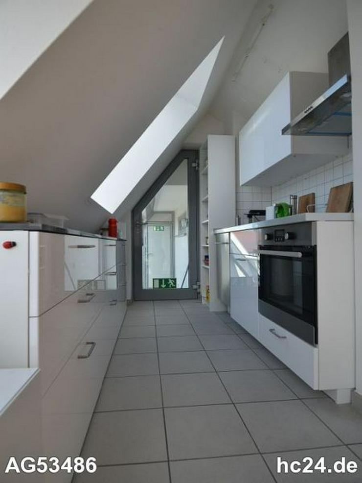 *** SELTENHEIT, interessante möblierte 2 Zimmer- Maisonettewohnung mitten in Ulm - Wohnen auf Zeit - Bild 3