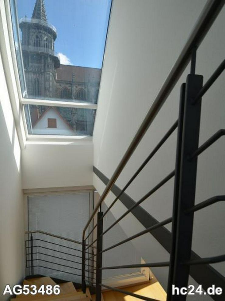 Bild 8: *** SELTENHEIT, interessante möblierte 2 Zimmer- Maisonettewohnung mitten in Ulm