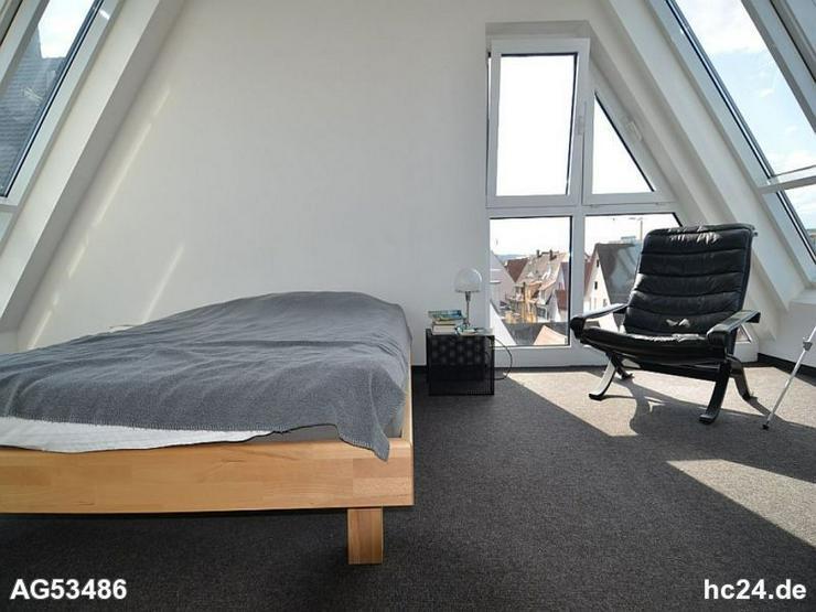 Bild 9: *** SELTENHEIT, interessante möblierte 2 Zimmer- Maisonettewohnung mitten in Ulm