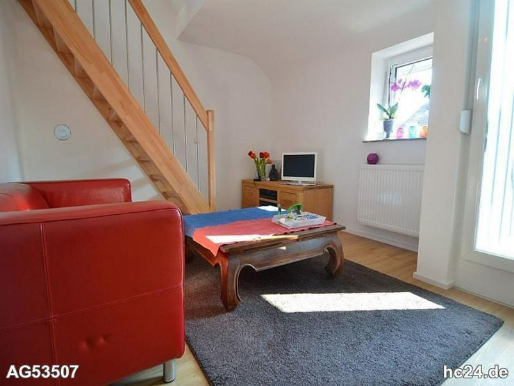 ***schöne befristete Dachgeschoss Maisonette Wohnung - Wohnen auf Zeit - Bild 1
