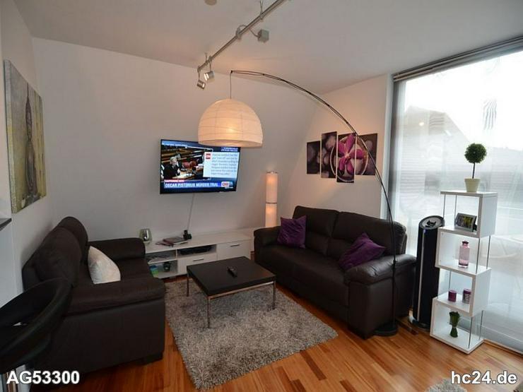 Bild 3: ***exclusive 3-Zimmer Maisonette-Wohnung in der Ulmer City mit Münsterblick