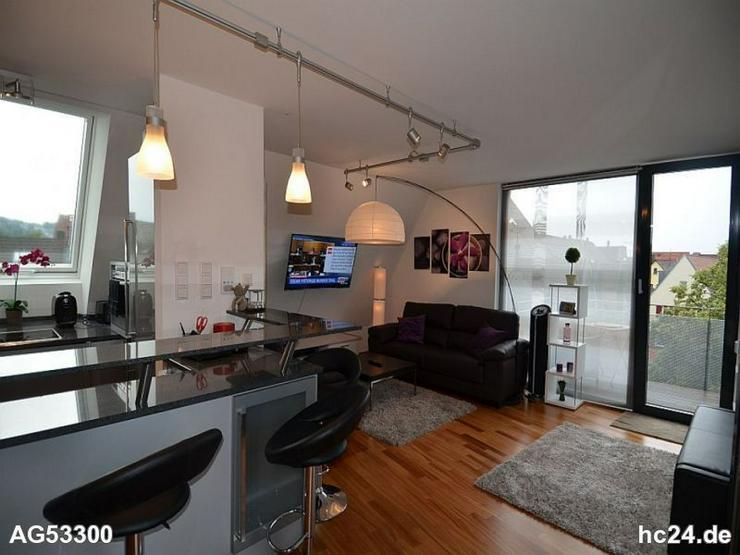 Bild 2: ***exclusive 3-Zimmer Maisonette-Wohnung in der Ulmer City mit Münsterblick