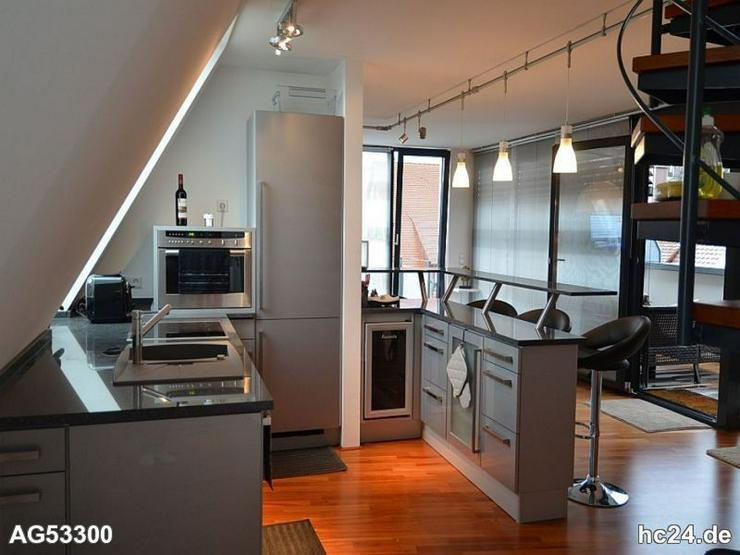 ***exclusive 3-Zimmer Maisonette-Wohnung in der Ulmer City mit Münsterblick - Wohnen auf Zeit - Bild 1