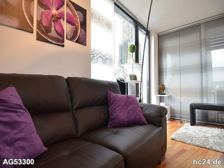 Bild 5: ***exclusive 3-Zimmer Maisonette-Wohnung in der Ulmer City mit Münsterblick
