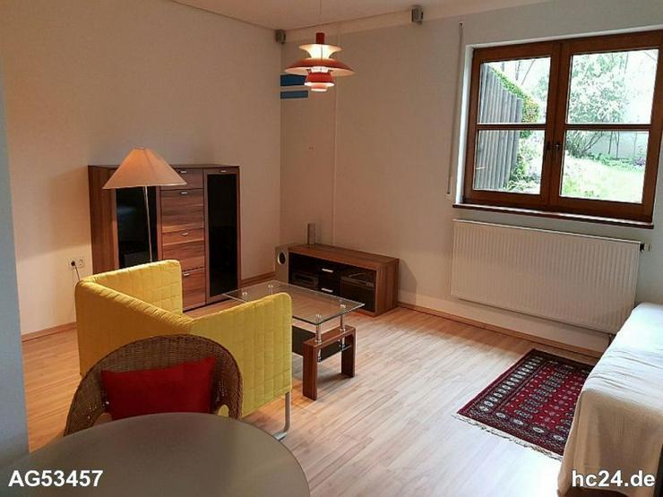 *** möblierte 1 Zimmerwohnung in Ulm-Einsingen - Wohnen auf Zeit - Bild 1