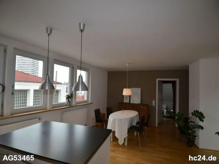 *** Neu renovierte, möblierte 3-Zimmer Wohnung zentral gelegen mit Stellplatz - Wohnen auf Zeit - Bild 1