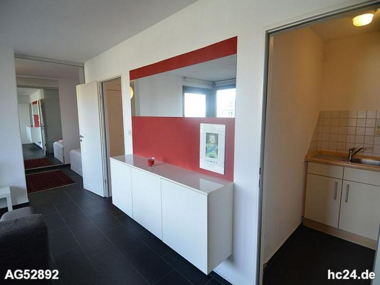 Bild 6: *** moderne möblierte 2 Zimmerwohnung mit Blick auf das Münster