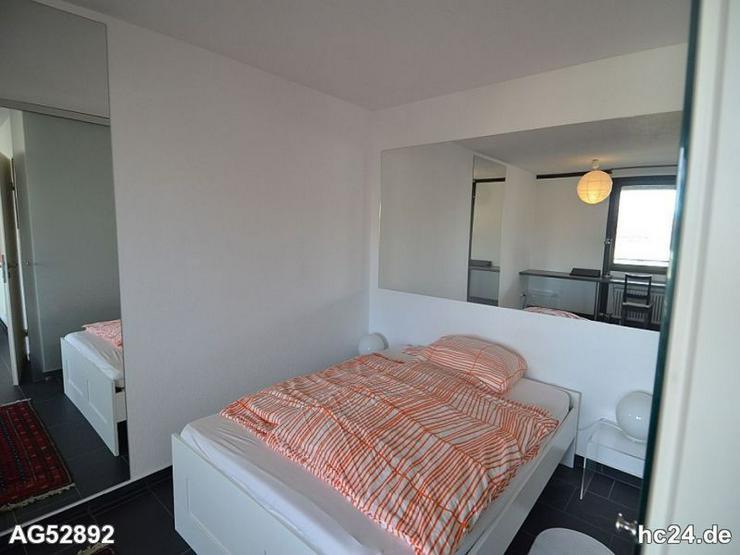 *** moderne möblierte 2 Zimmerwohnung mit Blick auf das Münster - Wohnen auf Zeit - Bild 1
