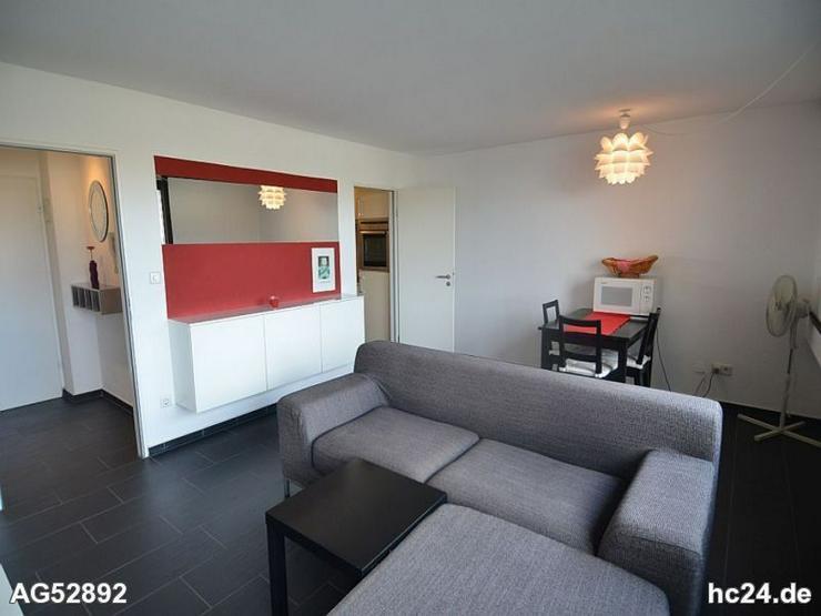 Bild 3: *** moderne möblierte 2 Zimmerwohnung mit Blick auf das Münster