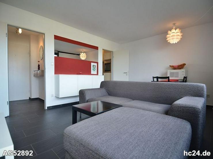 Bild 4: *** moderne möblierte 2 Zimmerwohnung mit Blick auf das Münster