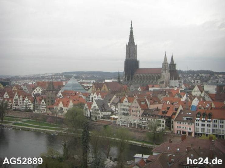 Bild 1: *** HOCHWERTIGE möblierte Wohnung mit Blick auf das Münster und die Donau