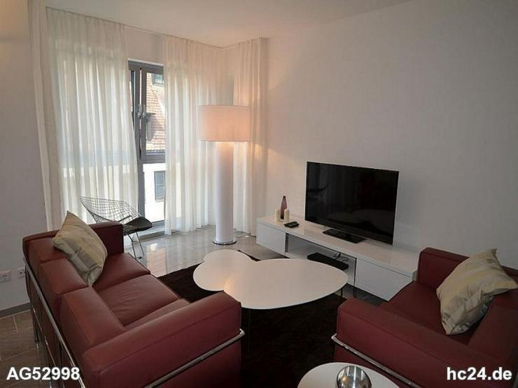 *** schöne möblierte 3 Zimmerwohung in Ulm - Wohnen auf Zeit - Bild 1