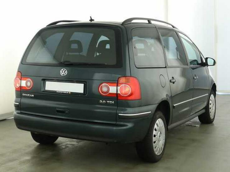 Bild 3: VW Sharan 2.0TDI Comfortline Navi Sitzhzg Klimaaut.