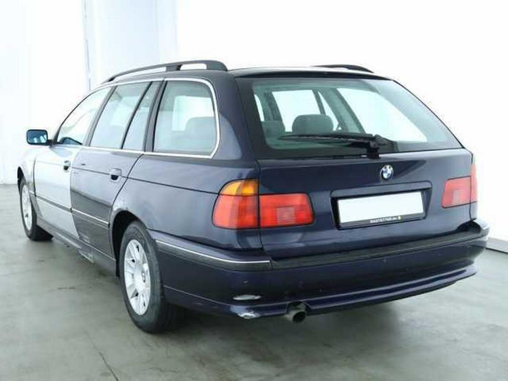 Bild 2: BMW 520i Touring Klimaautomatik Alu Radio-CD