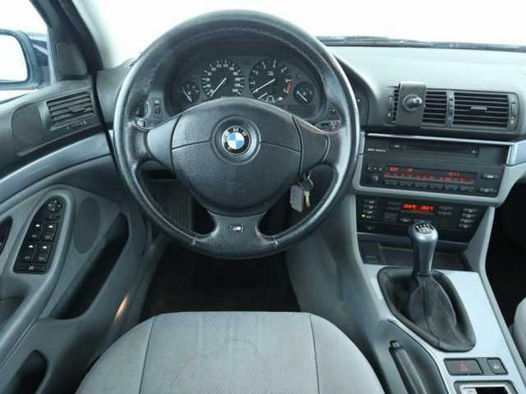 Bild 5: BMW 520i Touring Klimaautomatik Alu Radio-CD
