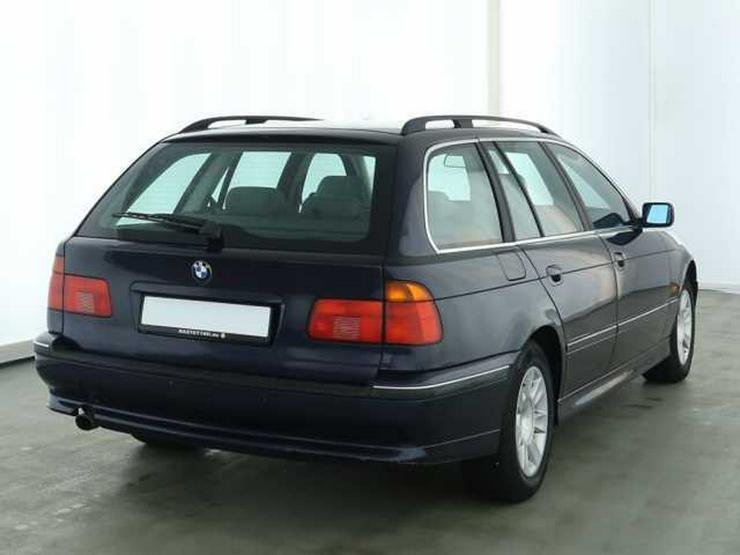 Bild 3: BMW 520i Touring Klimaautomatik Alu Radio-CD