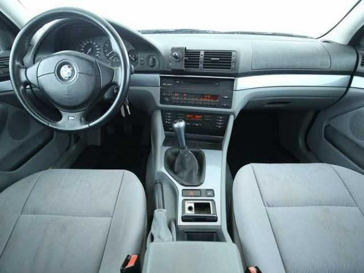 Bild 4: BMW 520i Touring Klimaautomatik Alu Radio-CD