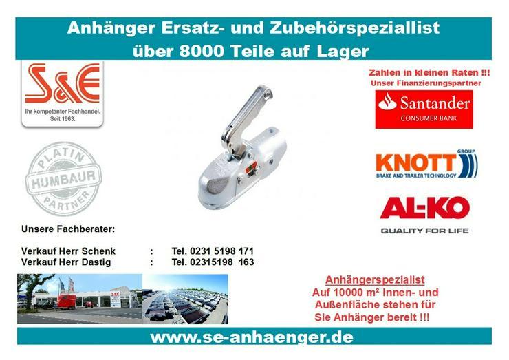 Zugkugelkupplung EM 350R-D - Zubehör - Bild 1