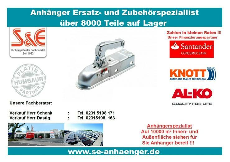Zugkugelkupplung, EM80V-F 800 kg - Zubehör - Bild 1