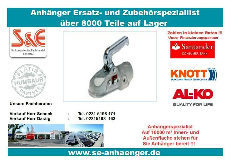 Zugkugelkupplung, EM350R-B 3500 kg - Zubehör - Bild 1