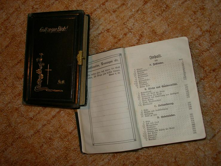 Gesangbuch für die evangelisch-lutherische Lane - Religion & Lebenshilfe - Bild 1