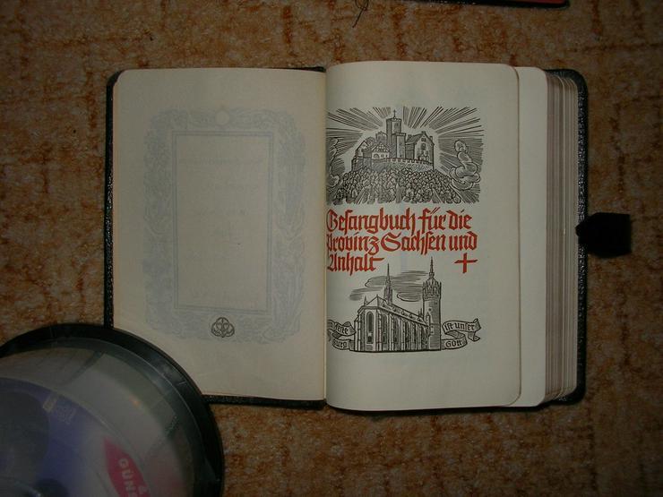 Ev. Gesangbuch Prov. Sachsen u. Anhalt