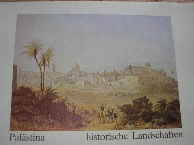 Historische Landschaften Palästinas