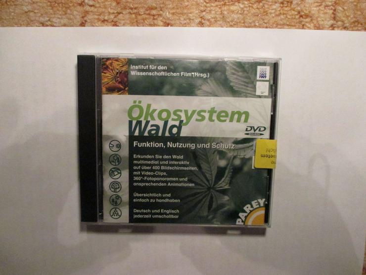 DVD Ökosystem Wald