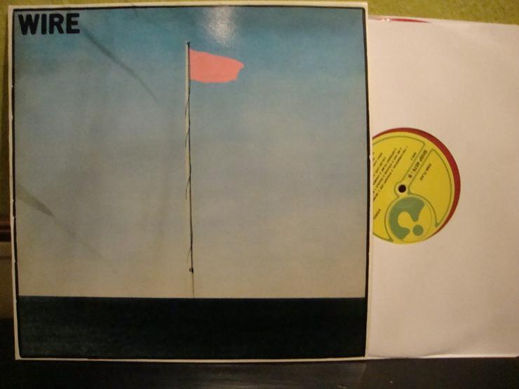 Wire - Pink Flag LP - LPs & Schallplatten - Bild 1