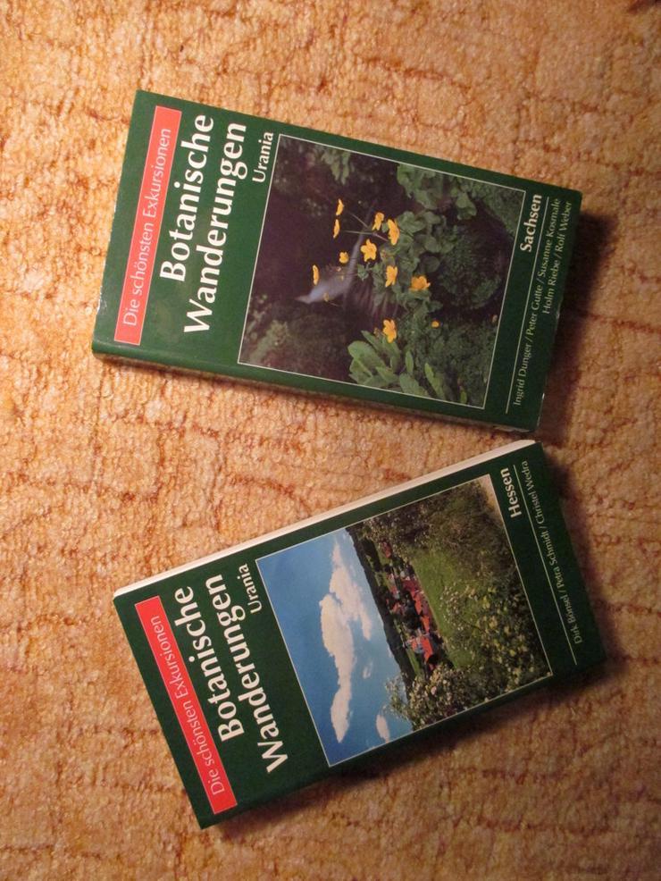 Botanische Wanderungen