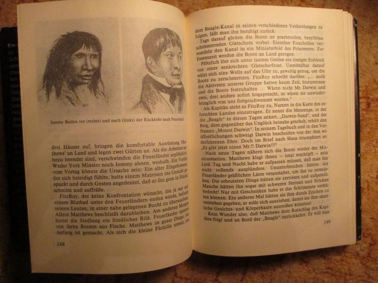Bild 3: Charles Darwin-Biografie