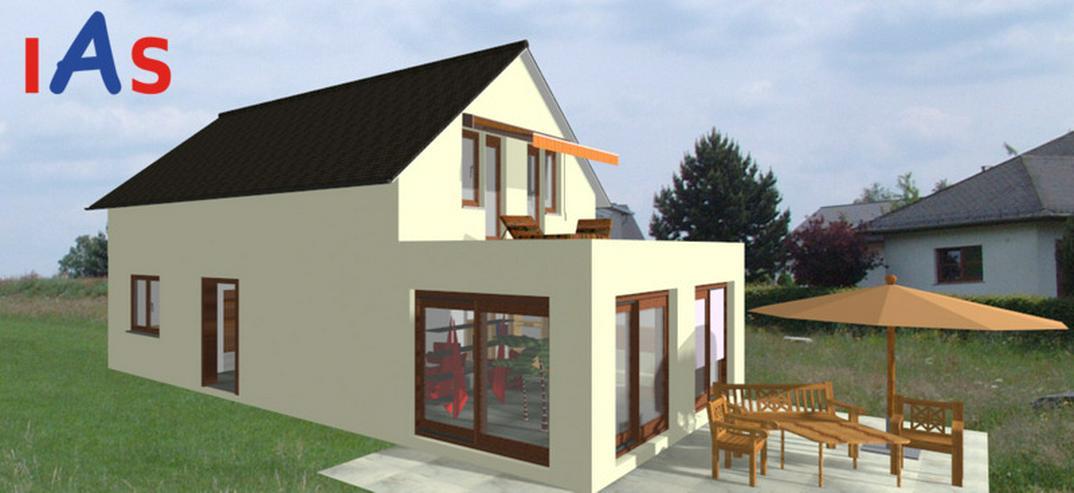 Neubau eines familienfreundlichen EFH! Günstige Unterhaltskosten durch modernes Energieko... - Haus kaufen - Bild 1