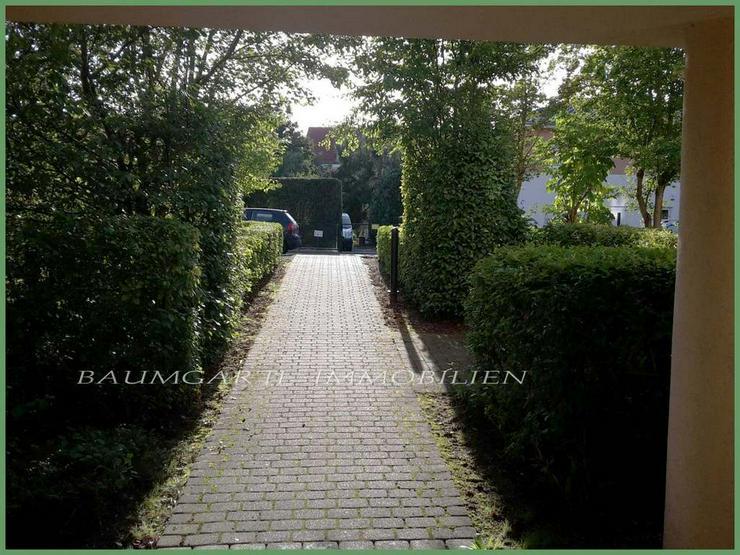 Bild 2: Dresden-Weißig - 2 Zimmer mit Terrasse und Gartenanteil, sowie Tiefgaragenstellplatz zu v...