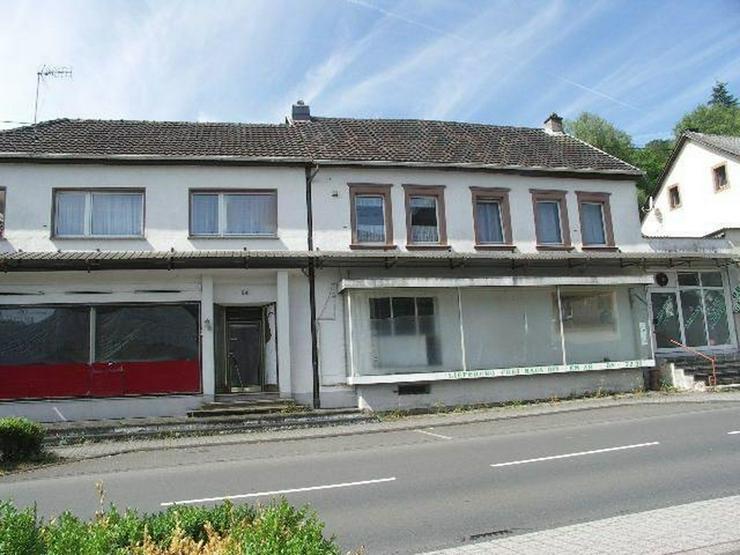 Jünkerath Viel Platz in ehemaligem Restaurant mit Laden und Wohnung. Ausbaufähig zu eine... - Gewerbeimmobilie kaufen - Bild 1