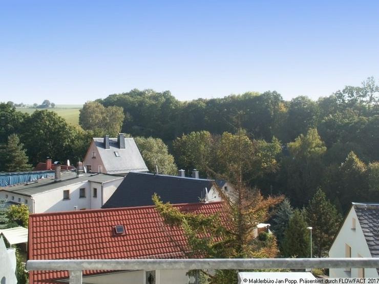 Bild 7: Zweiraumwohnung mit Einbauküche und Balkon