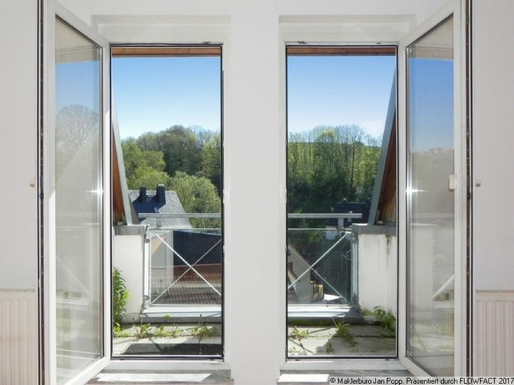 Zweiraumwohnung mit Einbauküche und Balkon - Wohnung mieten - Bild 1