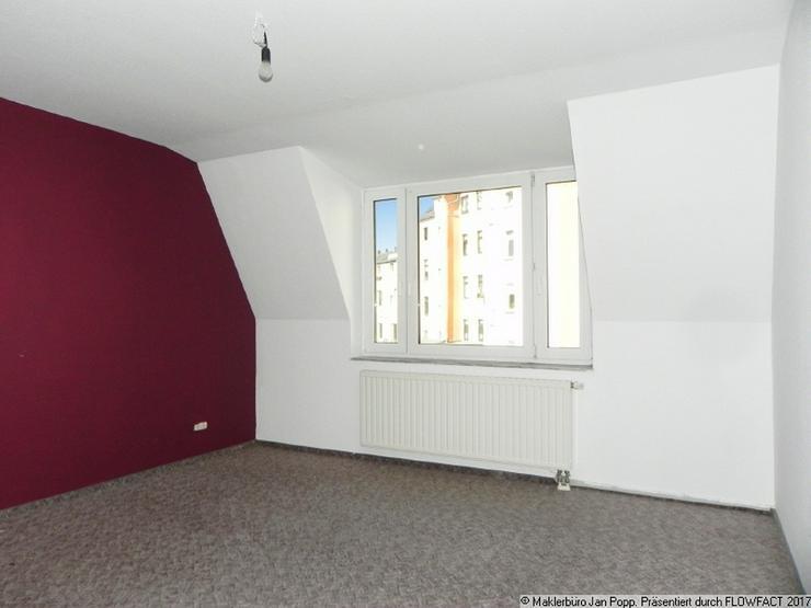 Bild 4: Zweiraumwohnung mit Einbauküche und Balkon