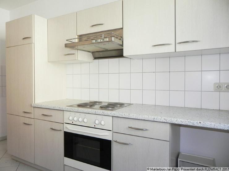 Bild 3: Zweiraumwohnung mit Einbauküche und Balkon