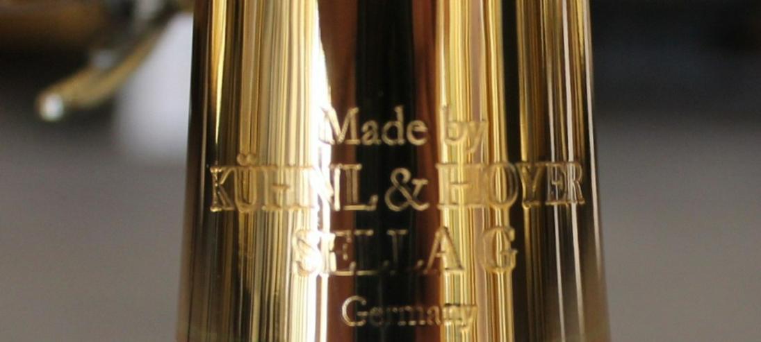 Bild 2: Kühnl & Hoyer Sella G Trompete inkl. Koffer