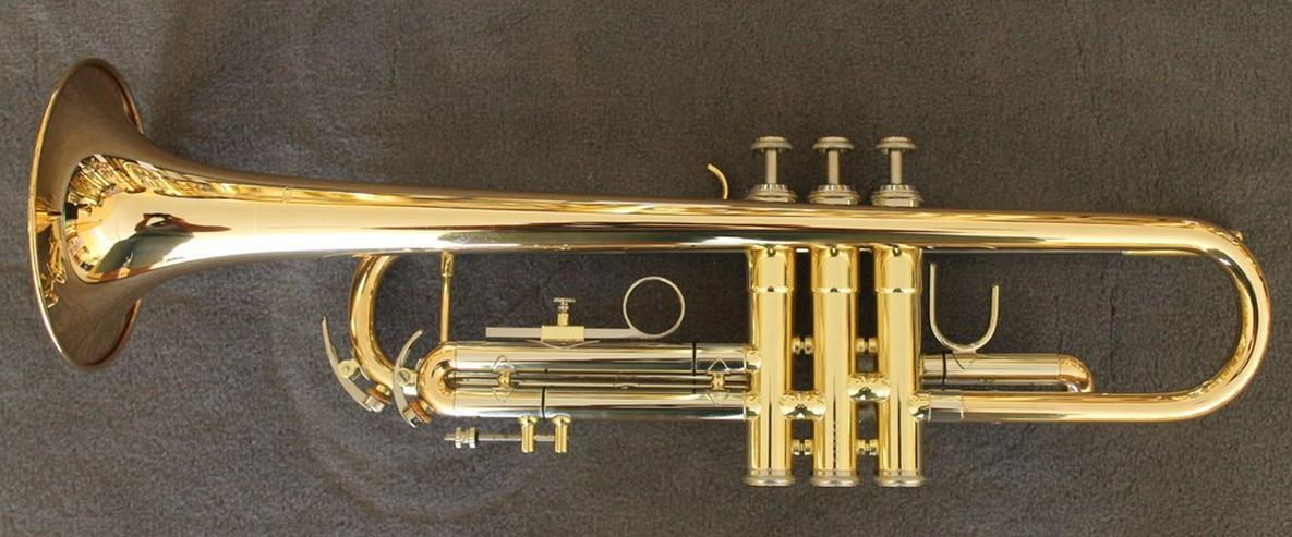 Bild 4: Kühnl & Hoyer Sella G Trompete inkl. Koffer