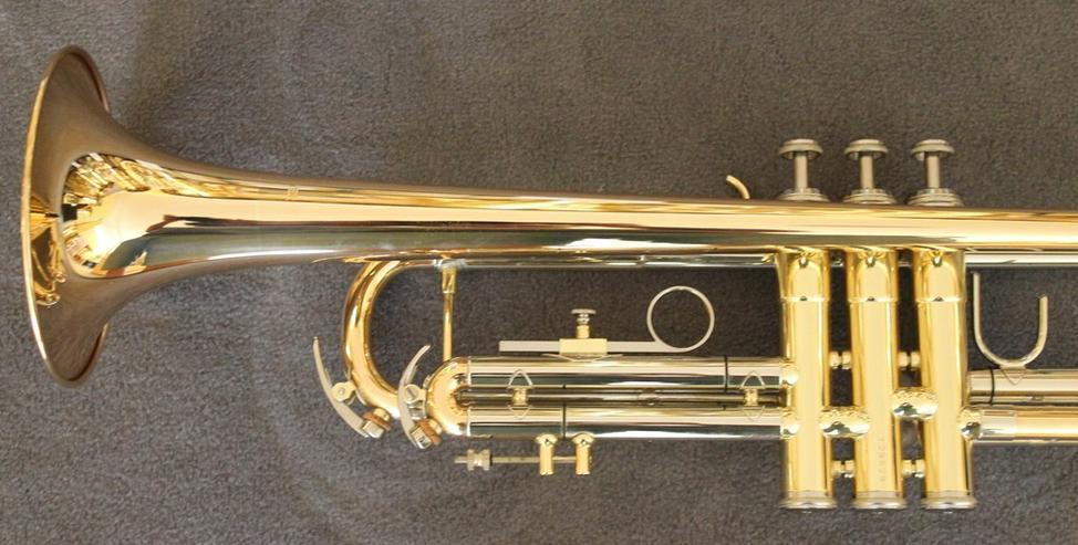 Bild 5: Kühnl & Hoyer Sella G Trompete inkl. Koffer